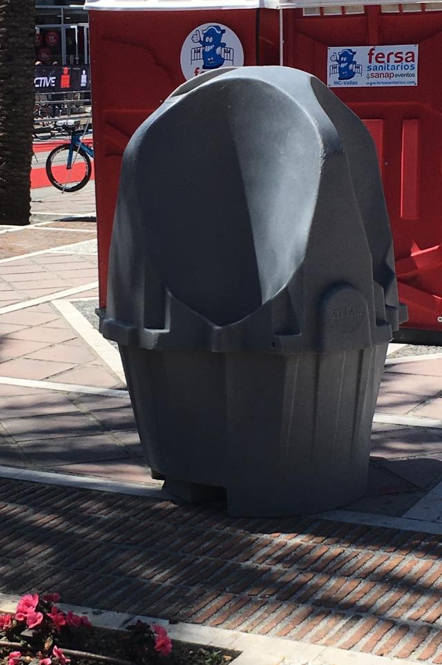 Outdoor Urinal Marbella 70.3
