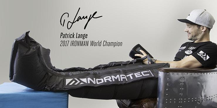 Normatec Patrick Lange